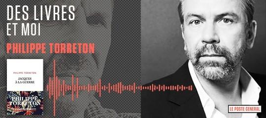 """""""Jacques à la guerre"""" : Philippe Torreton se raconte dans un podcast saisissant"""