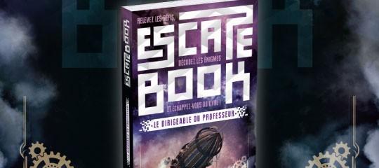 ERRATUM Escape Book Steampunk - Le Dirigeable du Professeur