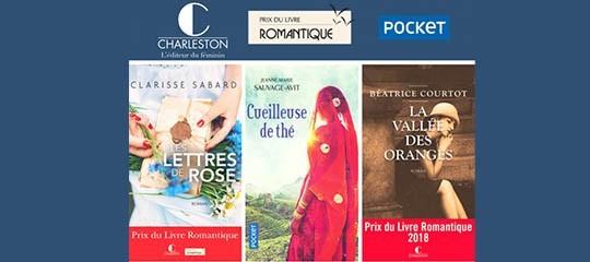 Et si vous étiez le prochain lauréat du Prix du Livre Romantique ?