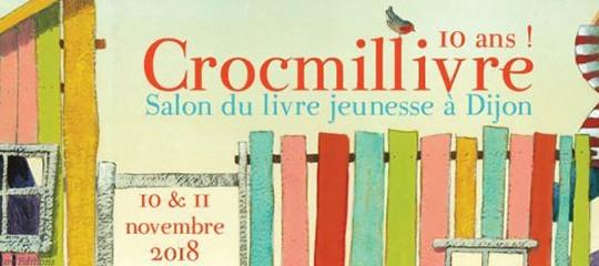 Crocmillivre : nos auteurs jeunesse présents