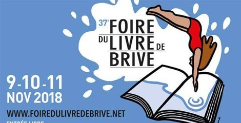 Les auteurs Terres de France à la 37e Foire du livre de Brive