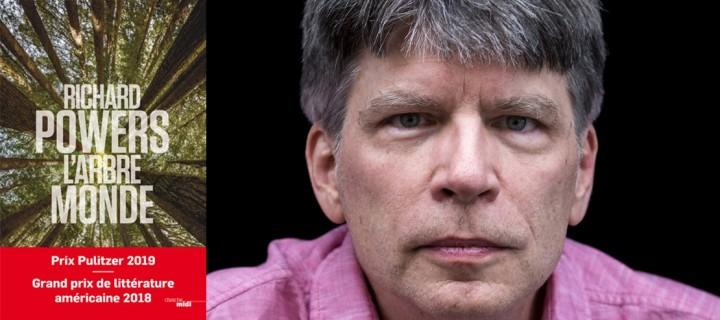 """Grand Prix de littérature américaine : Richard Powers et son """"Arbre-Monde"""" couronnés"""