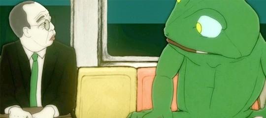 « Saules aveugles, femme endormie » de Haruki Murakami, adapté en long-métrage d'animation par Pierre Földes
