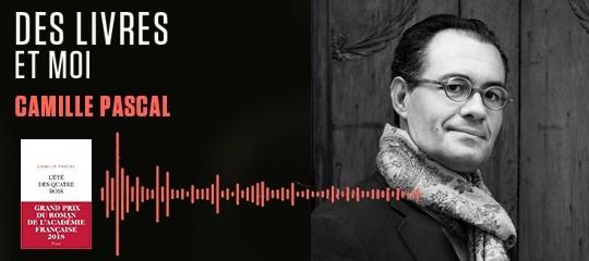 """""""L'Été des quatre rois"""" : écoutez le podcast de Camille Pascal"""