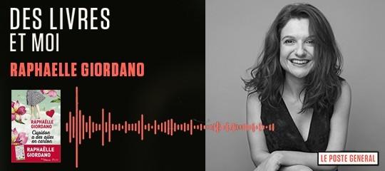 """Cupidon a des ailes en carton"" : écoutez le podcast de Raphaëlle Giordano"