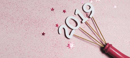 7 bonnes résolutions littéraires à prendre en 2019