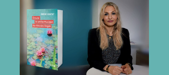 Ondine Khayat nous présente son nouveau roman