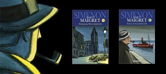 """30ème anniversaire de la mort de George Simenon : """"Tout Maigret"""" à (re)découvrir"""