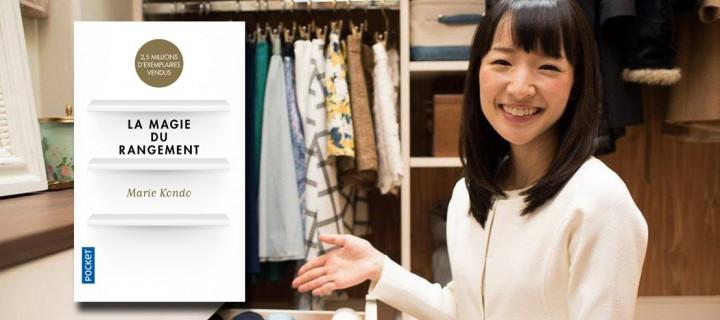 """""""L'Art du rangement avec Marie Kondō"""" : du livre à l'émission Netflix"""