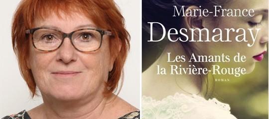 """Interview Marie-France Desmaray, """"Les Amants de la Rivière-Rouge"""""""
