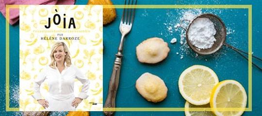 La recette des madeleines au citron et à l'huile d'olive d'Hélène Darroze