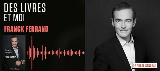 """""""Franck Ferrand raconte"""" : le journaliste est l'invité de notre podcast"""