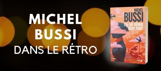 Michel Bussi dans le rétro 1999 / 2019