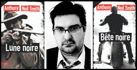 L'interview d'Anthony Neil Smith : Billy Laffite ou l'art de l'anti-héros