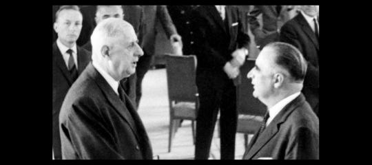 6 livres de référence sur Charles de Gaulle et Georges Pompidou