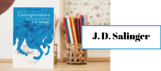 Centenaire de la naissance de J. D. Salinger