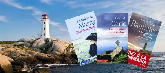 Lectures de nos régions : 6 romans pour partir à la découverte de la Bretagne