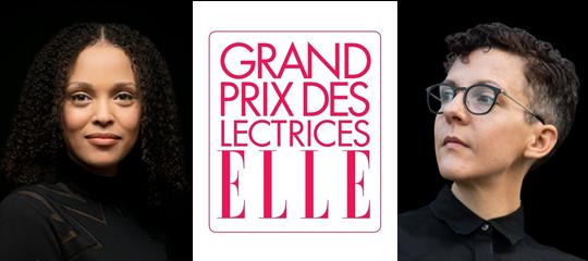 Grand Prix des lectrices ELLE : Jesmyn Ward et Alexandria Marzano-Lesnevich récompensées