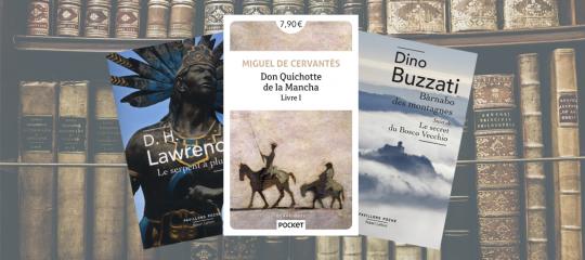 7 classiques de la littérature pour s'émerveiller
