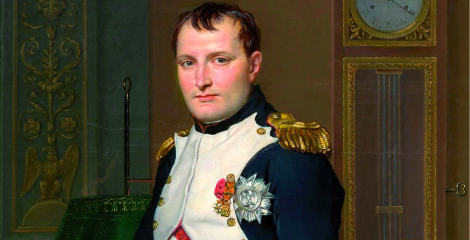 10 livres qui célèbrent le 250e anniversaire de la naissance de Napoléon.
