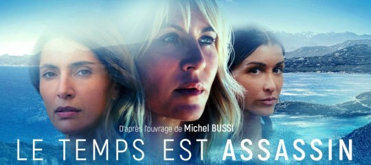 """Le temps est assassin"" : l'adaptation du roman de Michel Bussi arrive sur TF1"
