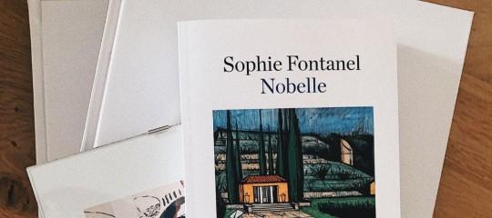 """Sophie Fontanel : 3 choses à savoir sur """"Nobelle"""""""