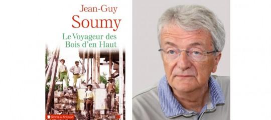 JEAN-GUY SOUMY : L'INTERVIEW