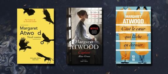 Quel roman de Margaret Atwood devrais-je lire en premier ?
