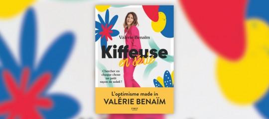 Valérie Benaïm, ses 10 astuces pour combattre la peur