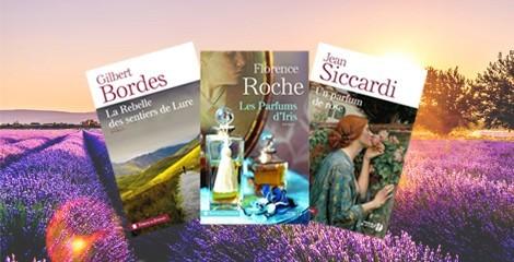 Lectures de nos régions : 6 romans pour tomber amoureux de la Provence