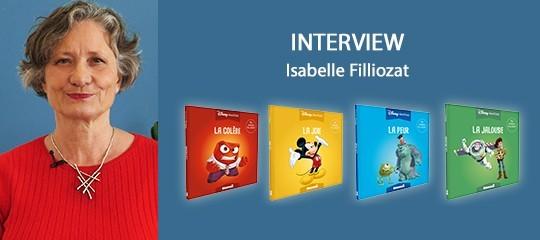 """Isabelle Filliozat : """"Les émotions de nos enfants, c'est la vie à l'intérieur d'eux"""""""