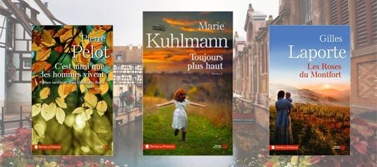 Lectures de nos régions : 6 romans pour voir l'Alsace et la Lorraine autrement