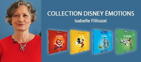 Les livres Disney émotions : une collection événement