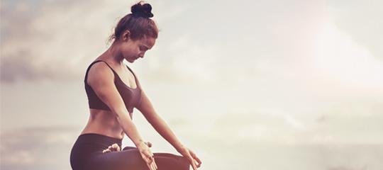 Le Yoga de la Femme - séance pour le syndrome pré-menstruel