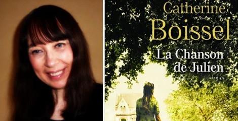 """interview exclusive de Catherine Boissel, pour """"La Chanson de Julien"""""""