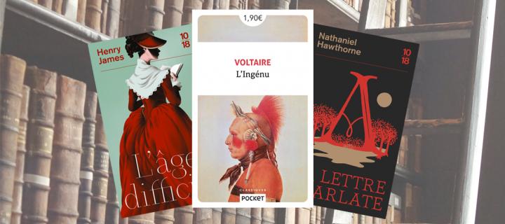 7 classiques de la littérature pour réfléchir