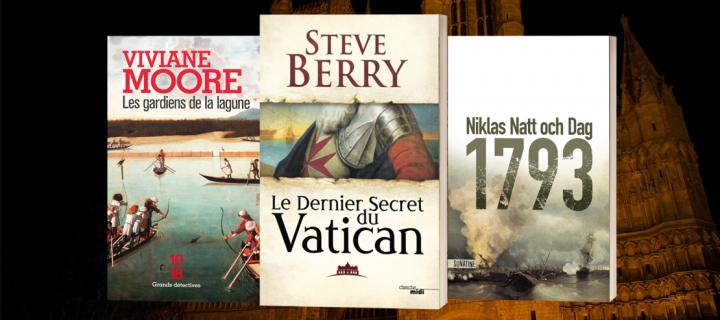 7 romans policiers historiques pour voyager à travers l'histoire