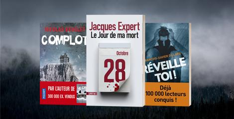 7 romans policiers made in France qui vont vous faire frissonner