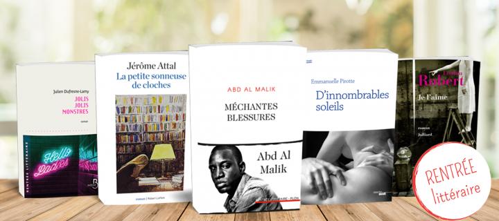 Rentrée littéraire 2019 : les romans français à ne pas louper