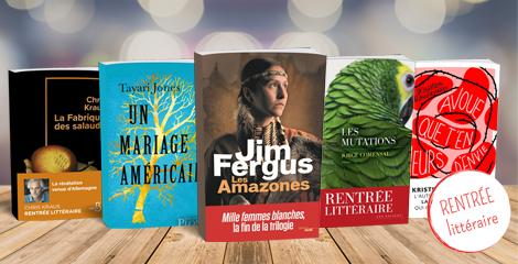 Rentrée littéraire 2019 : 13 romans étrangers à suivre de près