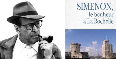 Simenon à l'honneur en septembre à La Rochelle