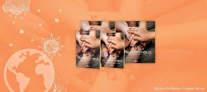 """""""Demain est à nous"""" : 3 livres adaptés du film pour changer le monde"""