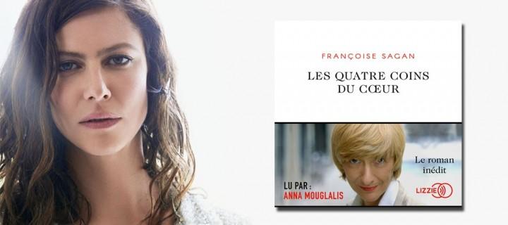 """""""Les Quatre coins du cœur"""" : Anna Mouglalis redonne vie à Françoise Sagan"""