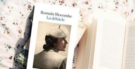 5 choses à savoir sur le nouveau roman de Romain Slocombe