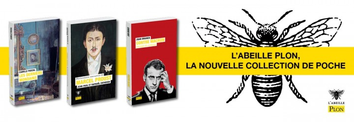 """""""L'Abeille PLON"""" : la maison relance sa collection de livres de poche"""