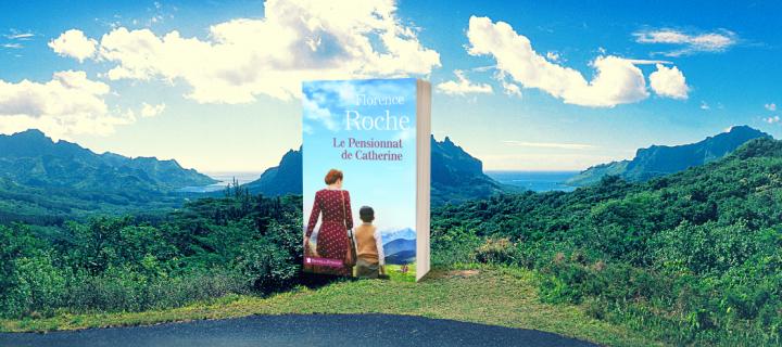 Florence Roche : l'auteure qui mêle la grande histoire au suspense
