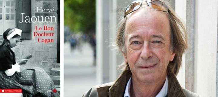 """Hervé Jaouen et la Bretagne : """"C'est l'art du romancier qui rend un lieu romanesque."""""""