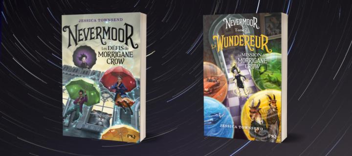 """7 choses à savoir sur """"Nevermoor"""", la série jeunesse qui monte"""