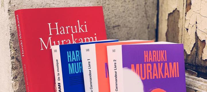 Haruki Murakami: retour d'un intarissable iconoclaste