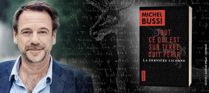"""Michel Bussi : """"Cette histoire s'est révélée bien plus noire que mes romans habituels"""""""